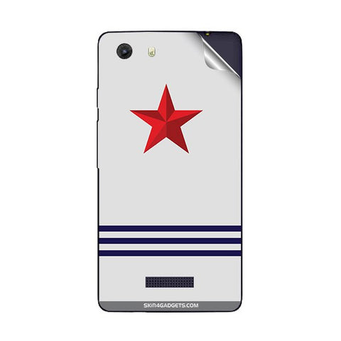Star Strips For MICROMAX Q372 UNITE 3 Skin