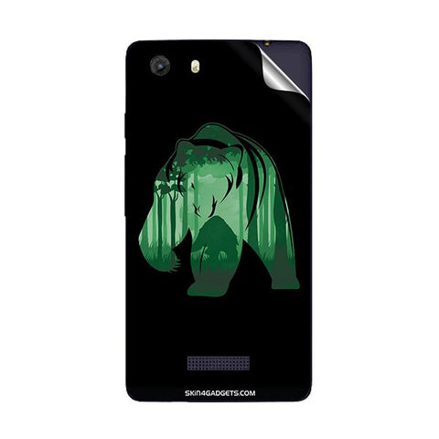 Bear For MICROMAX Q372 UNITE 3 Skin
