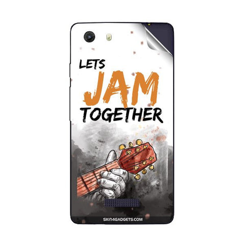 Lets Jam Together For MICROMAX Q372 UNITE 3 Skin