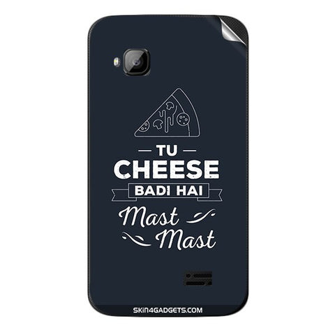 Tu Cheese Badi Hai Mast Mast For MICROMAX S300 Skin