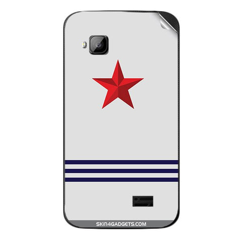 Star Strips For MICROMAX S300 Skin