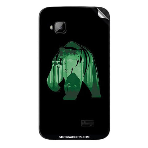 Bear For MICROMAX S300 Skin