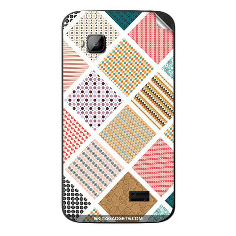 Varied Pattern For MICROMAX S300 Skin