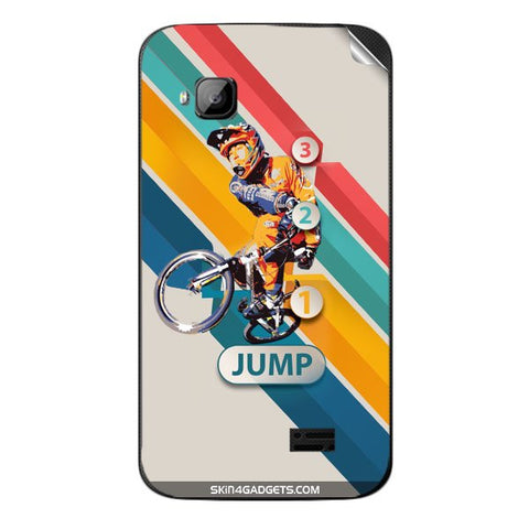 1 2 3 Jump For MICROMAX S300 Skin