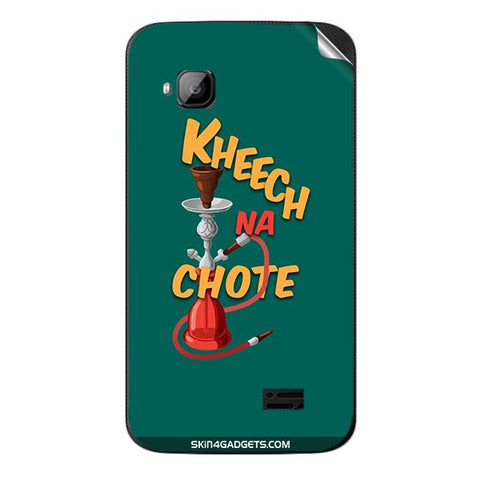 Kheech na Chote For MICROMAX S300 Skin