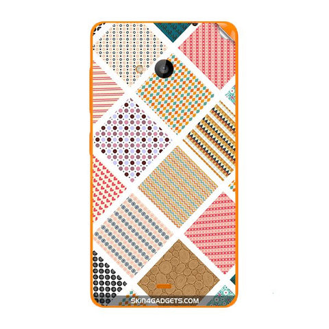 Varied Pattern For MICROSOFT LUMIA 535 Skin