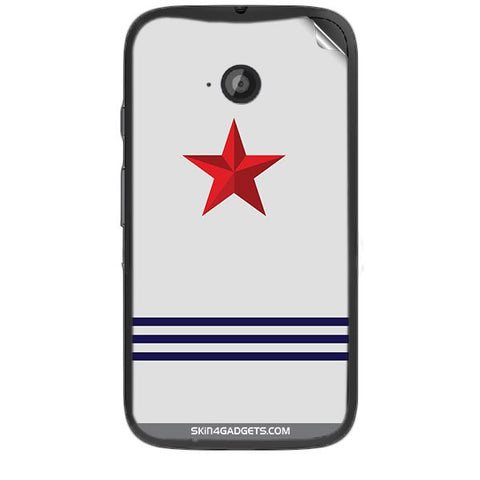 Star Strips For MOTOROLA MOTO E2 Skin