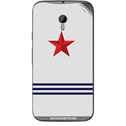 Star Strips For MOTOROLA MOTO G3 Skin
