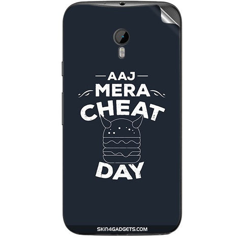Aaj Mera Cheat Day For MOTOROLA MOTO G3 Skin