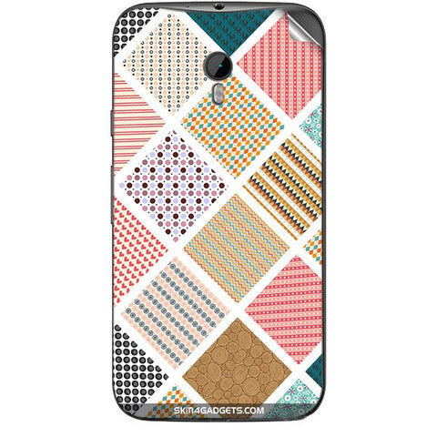 Varied Pattern For MOTOROLA MOTO G3 Skin