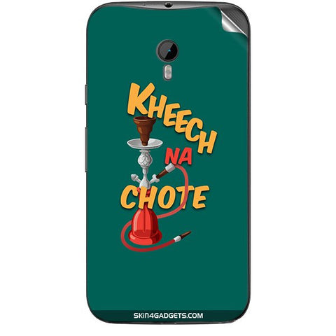 Kheech na Chote For MOTOROLA MOTO G3 Skin