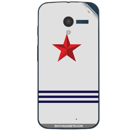 Star Strips For MOTOROLA MOTO X (XT-1055,1053) Skin