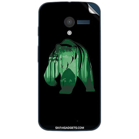 Bear For MOTOROLA MOTO X (XT-1055,1053) Skin