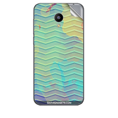 Colourful Waves For MEIZU M2 Skin
