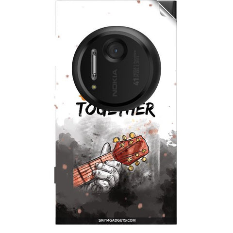 Lets Jam Together For NOKIA LUMIA 1020 Skin