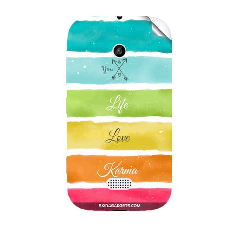 Lets Love Life For NOKIA LUMIA 510 Skin