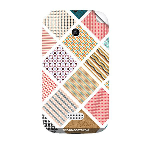 Varied Pattern For NOKIA LUMIA 510 Skin