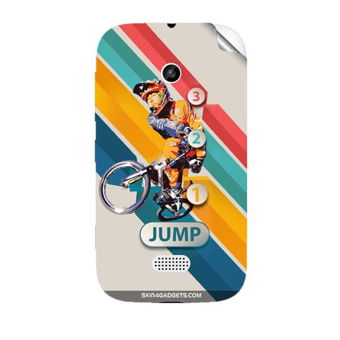 1 2 3 Jump For NOKIA LUMIA 510 Skin