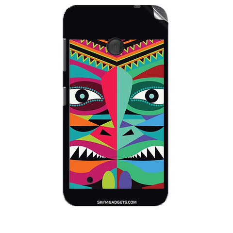 Tribal Face For NOKIA LUMIA 530 Skin
