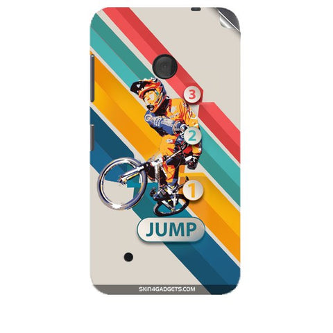 1 2 3 Jump For NOKIA LUMIA 530 Skin