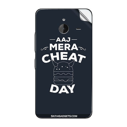 Aaj Mera Cheat Day For NOKIA LUMIA 635 Skin