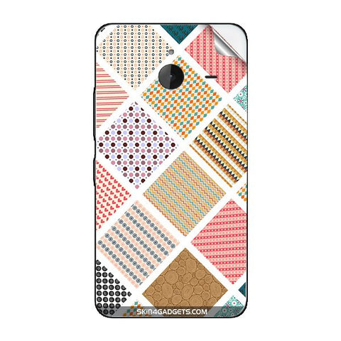Varied Pattern For NOKIA LUMIA 635 Skin