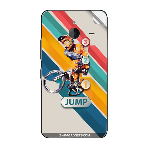 1 2 3 Jump For NOKIA LUMIA 635 Skin