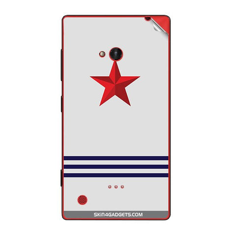 Star Strips For NOKIA LUMIA 720 Skin
