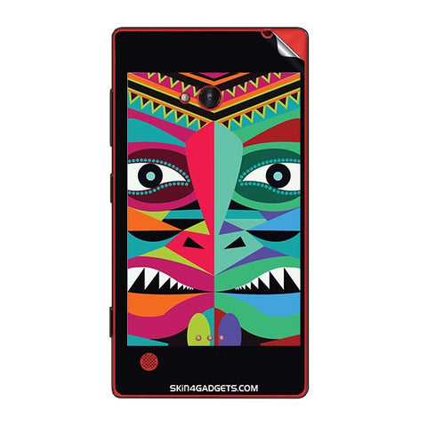 Tribal Face For NOKIA LUMIA 720 Skin
