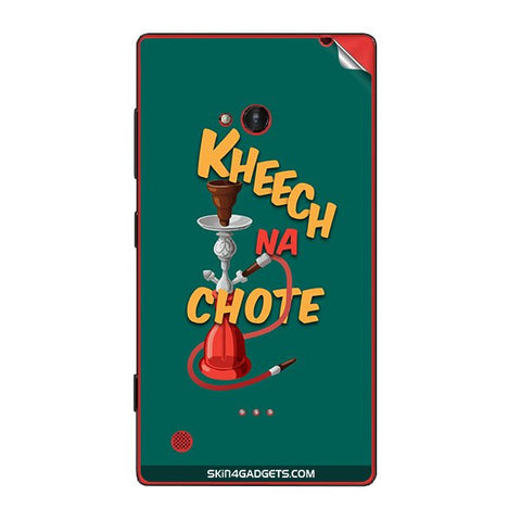 Kheech na Chote For NOKIA LUMIA 720 Skin