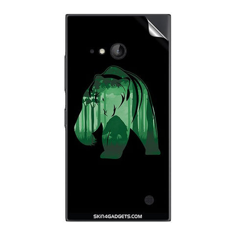 Bear For NOKIA LUMIA 730  (ONLY BACK) Skin