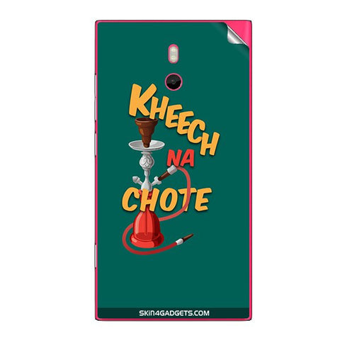 Kheech na Chote For NOKIA LUMIA 800 Skin