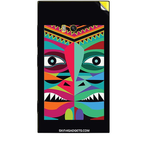 Tribal Face For NOKIA LUMIA 920 Skin