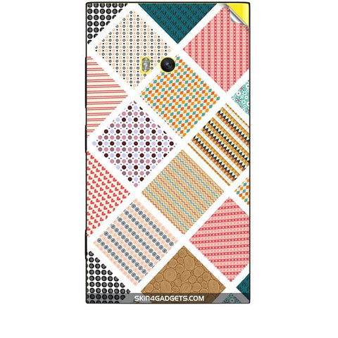 Varied Pattern For NOKIA LUMIA 920 Skin