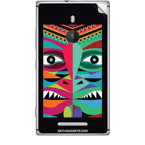 Tribal Face For NOKIA LUMIA 925 Skin