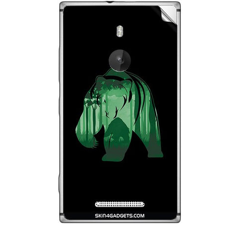 Bear For NOKIA LUMIA 925 Skin