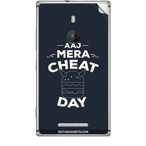 Aaj Mera Cheat Day For NOKIA LUMIA 925 Skin