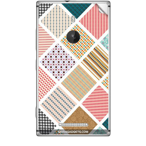 Varied Pattern For NOKIA LUMIA 925 Skin