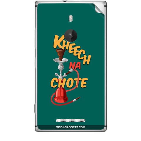 Kheech na Chote For NOKIA LUMIA 925 Skin
