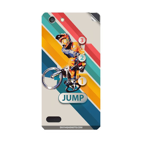 1 2 3 Jump For OPPO A33F NEO 7 Skin