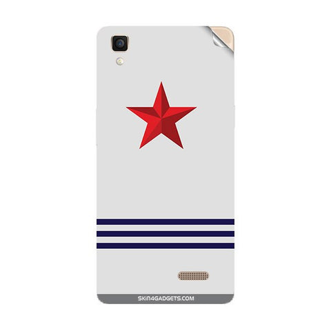 Star Strips For OPPO R7 LITE Skin