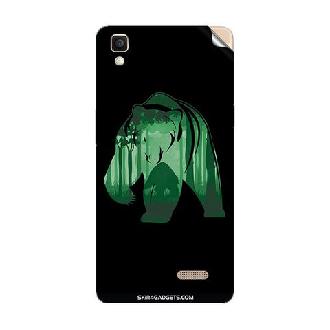 Bear For OPPO R7 LITE Skin