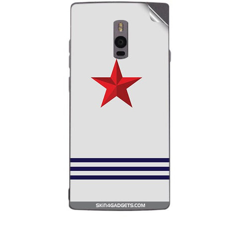 Star Strips For ONE PLUS TWO Skin
