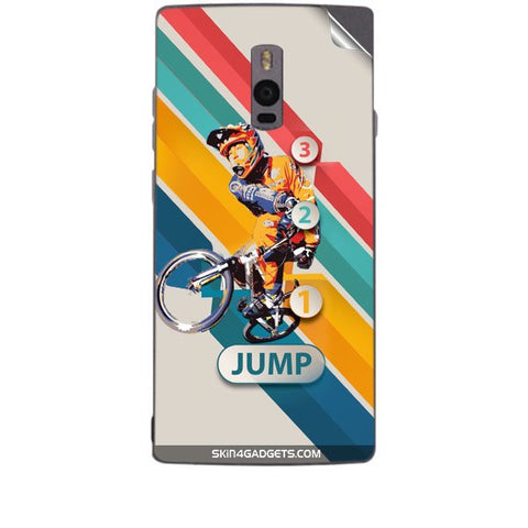 1 2 3 Jump For ONE PLUS TWO Skin