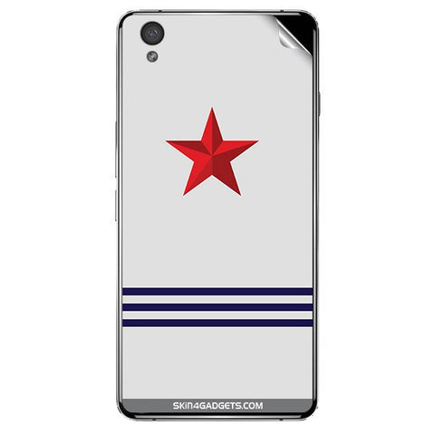 Star Strips For ONE PLUS X Skin