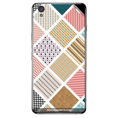 Varied Pattern For ONE PLUS X Skin