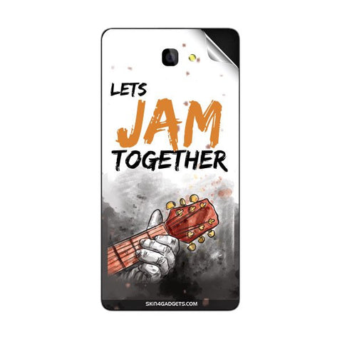 Lets Jam Together For PANASONIC P81 Skin
