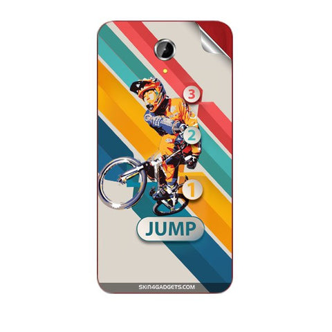 1 2 3 Jump For PANASONIC T41 Skin