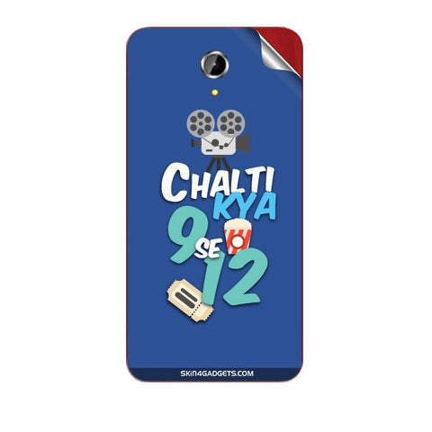 Chalti Kya 9 se 12 For PANASONIC T41 Skin