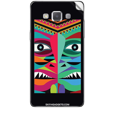 Tribal Face For SAMSUNG GALAXY A5 (A5000) Skin
